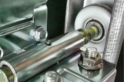 Guttomat – Die Tormanufaktur – Einzigartige Sektionaltore Made in Austria - Das Industrietor Industry - Laufrolle