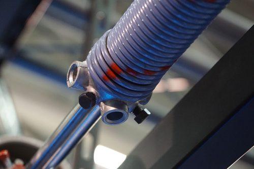 Guttomat – Die Tormanufaktur – Einzigartige Sektionaltore Made in Austria - Das Industrietor Industry - Torsionsfeder