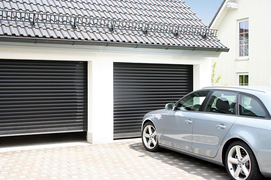 Guttomat - Die Tormanufaktur - Unique sectional doors Made in Austria - The roller door from Guttomat
