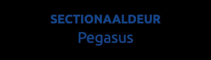 SECTIONAALDEUR PEGASUS