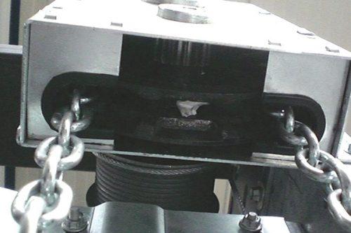 Garagentor Industrietor Guttomat Handkettenzug
