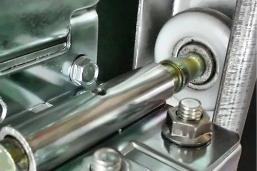 Garagentor Industrietor Guttomat Laufrolle