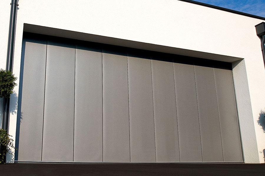 Guttomat Garagentor Seitensektionaltor Avalon Komfort Stahltor